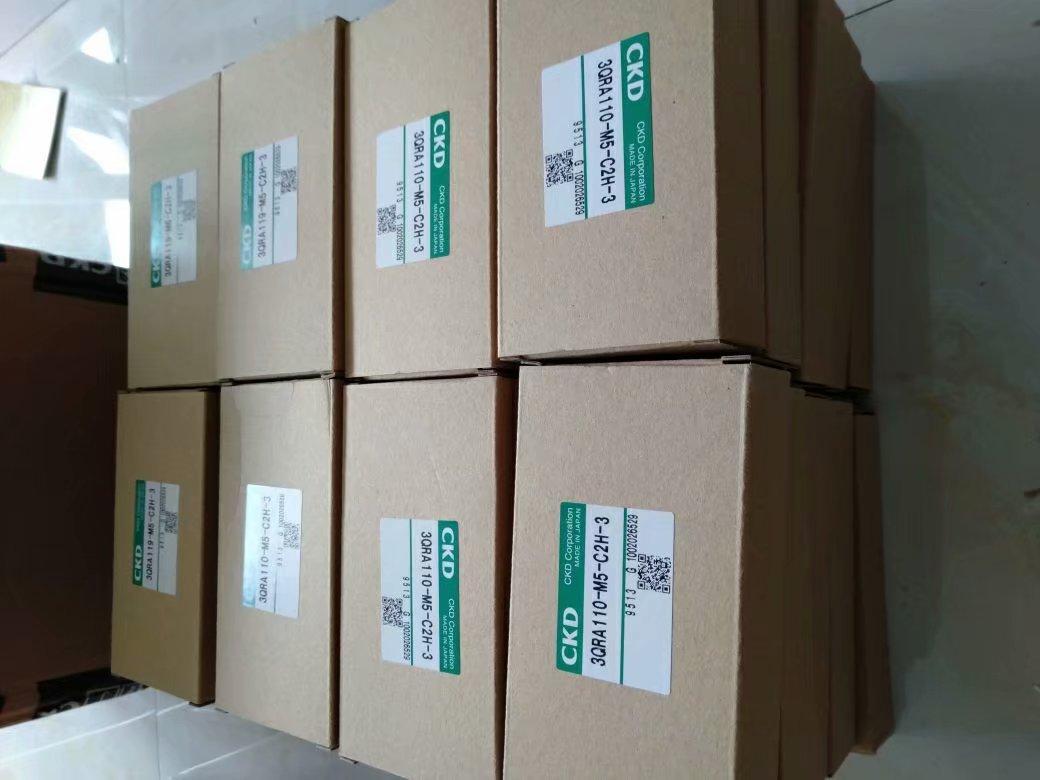 CKD 3QRA110-M5-C2H-3