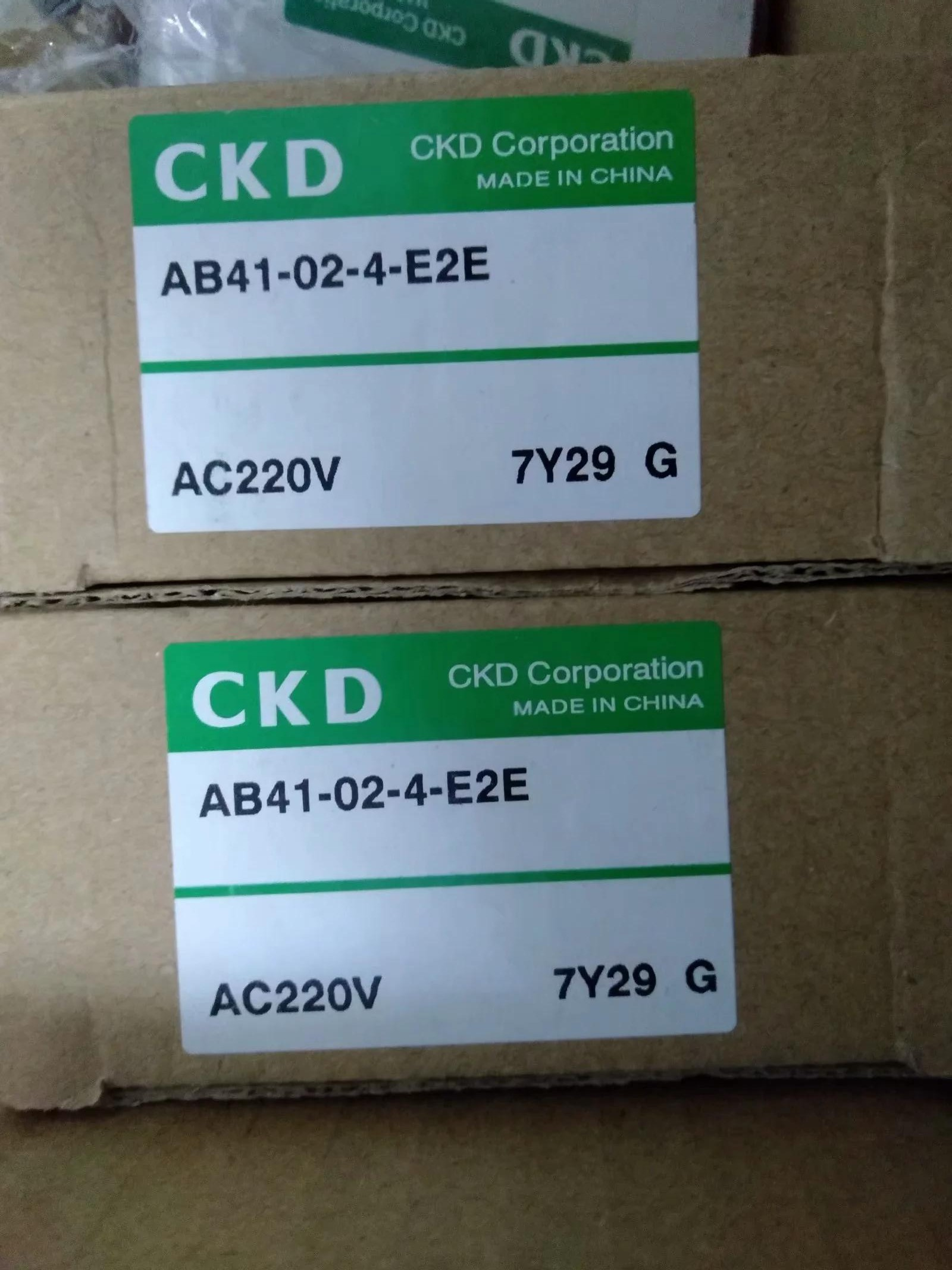 CKD AB41-02-04-E2E