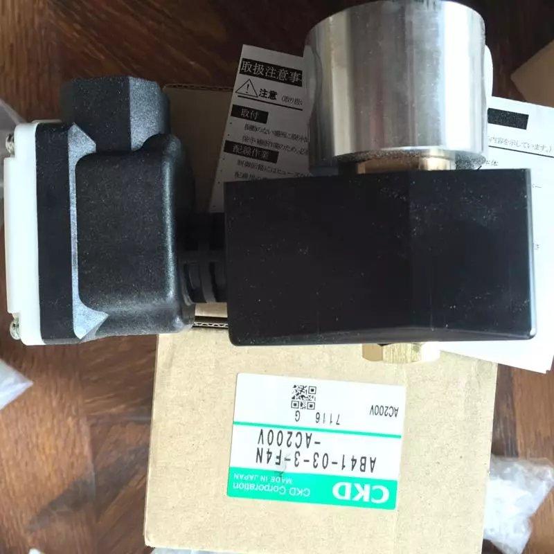 CKD AB41-03-3-F4N-AC220V