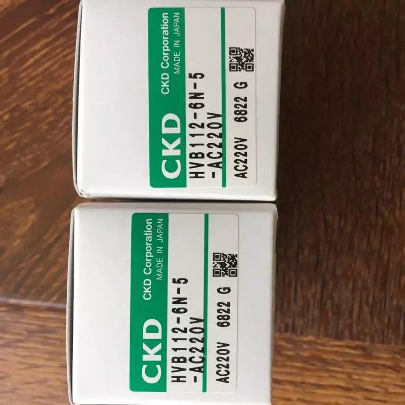 CKD HVB112-6N-5-A-AC220V