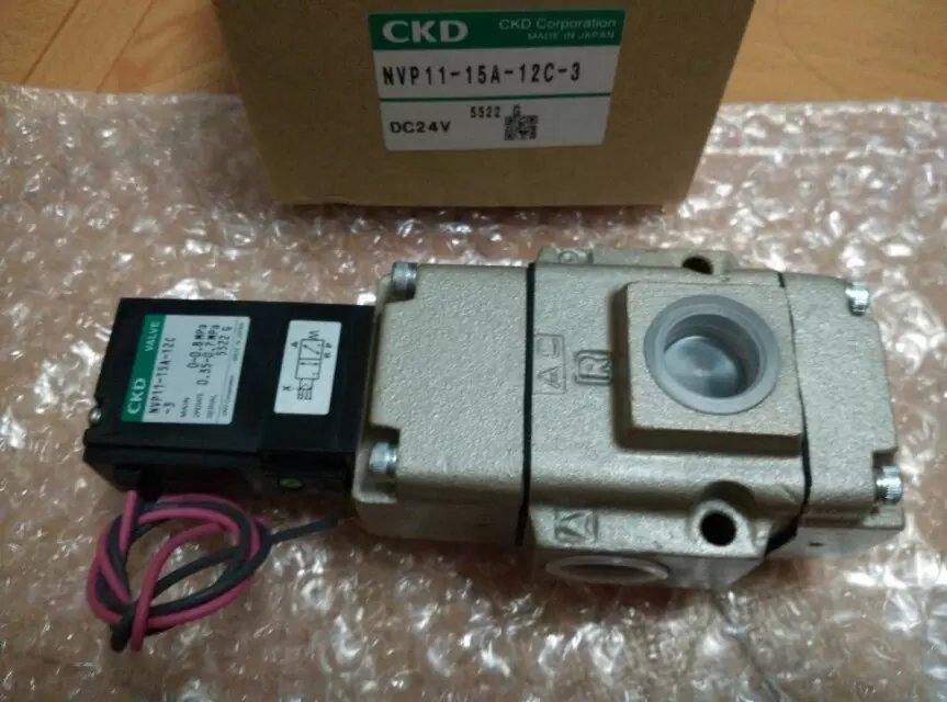 CKD NVP11-15A-12C-3
