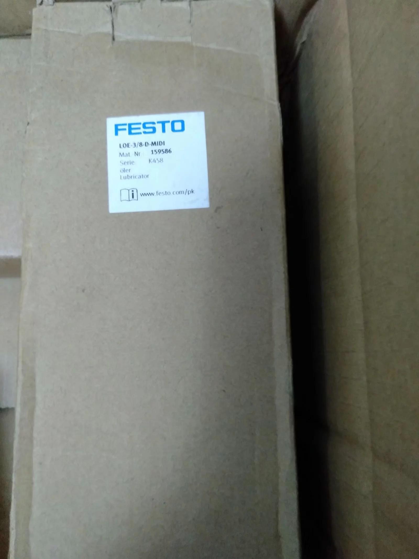 FESTO LOE-3/8-D-MIDI