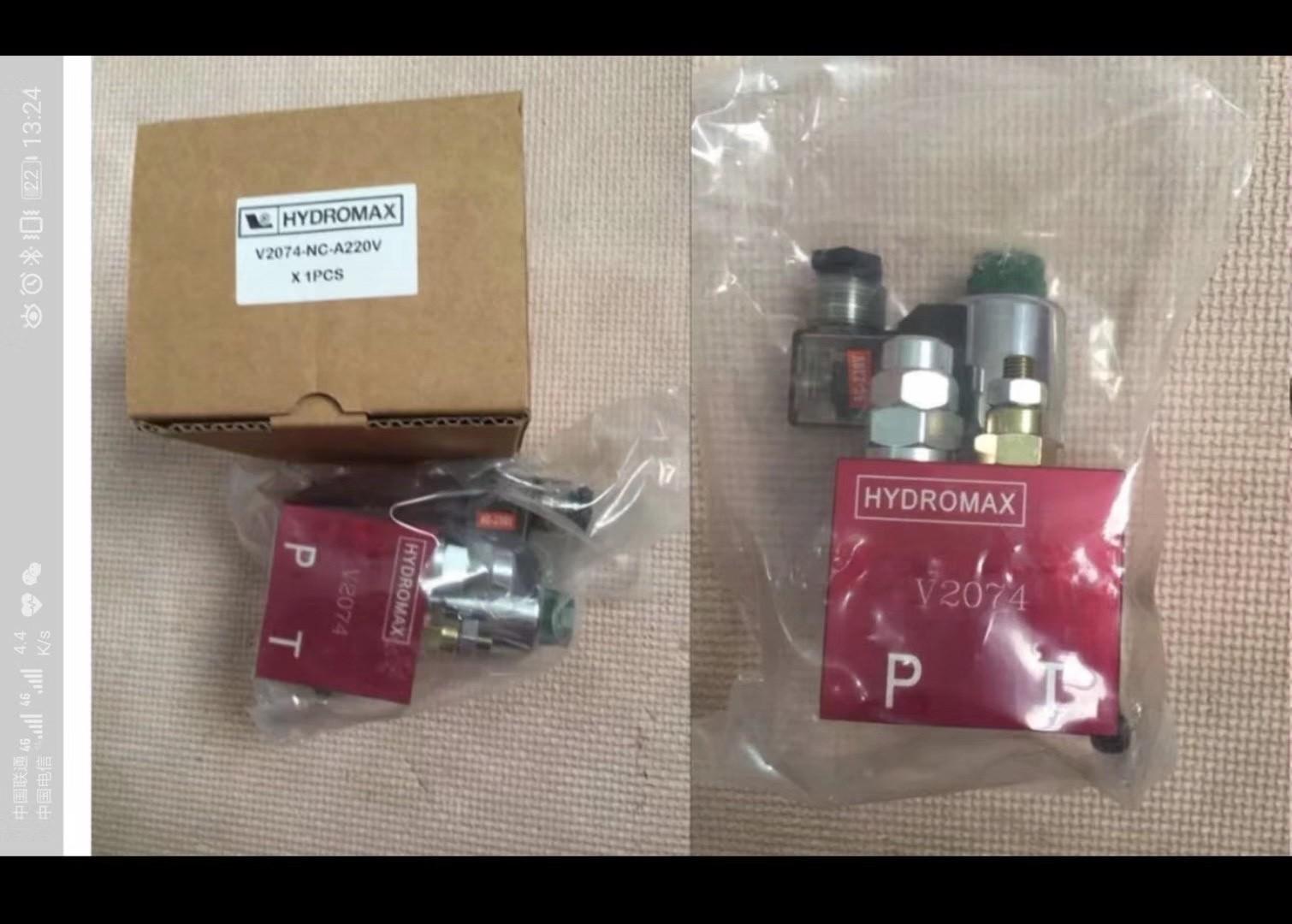 HYDROMAX V2074-NC-A220V