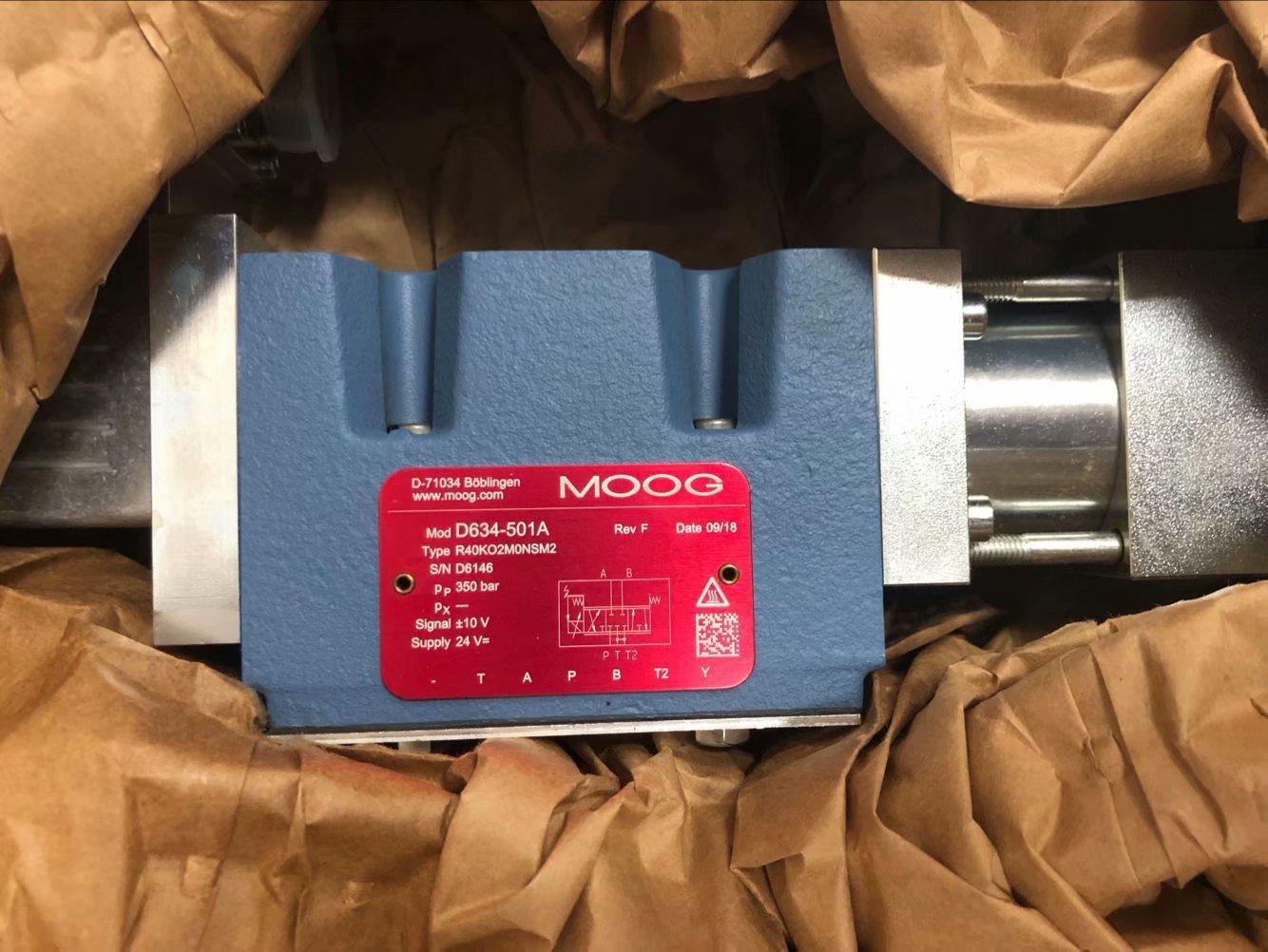 MOOG D634-501A  R40KO2M0NSM2