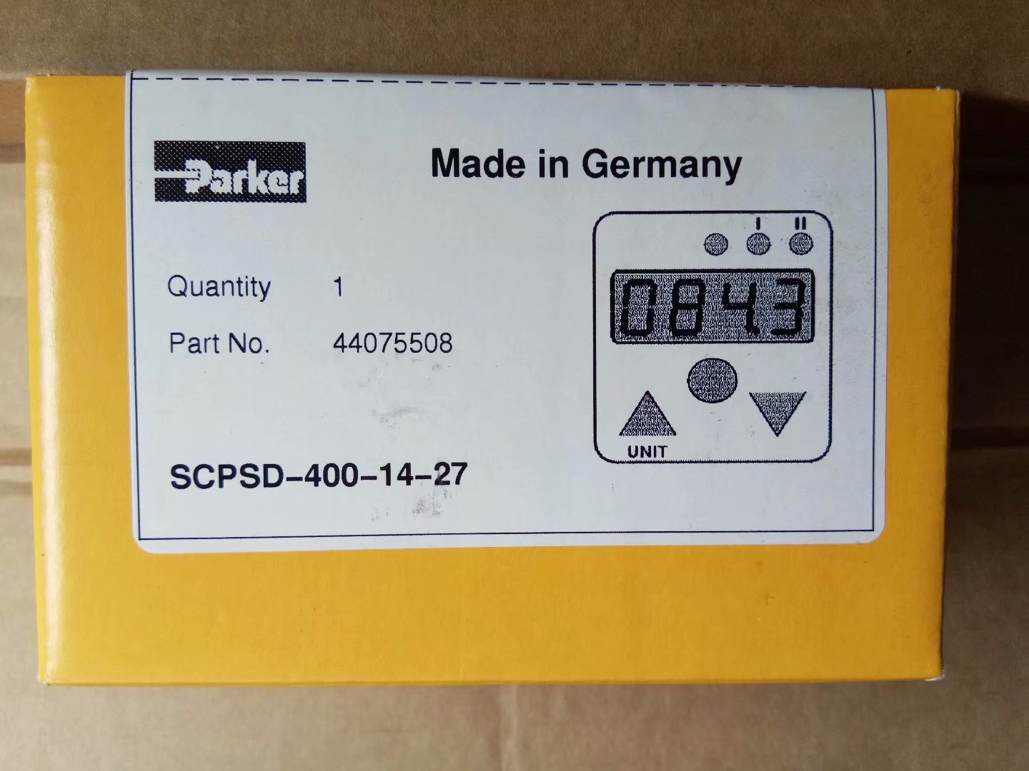 PARKER SCPSD-400-14-27