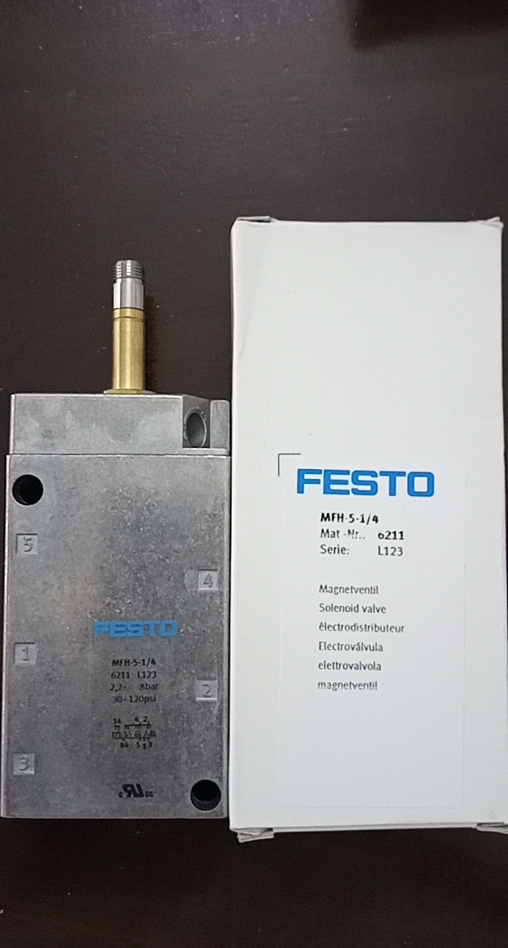 Van điện từ FESTO MFH-5-1/4