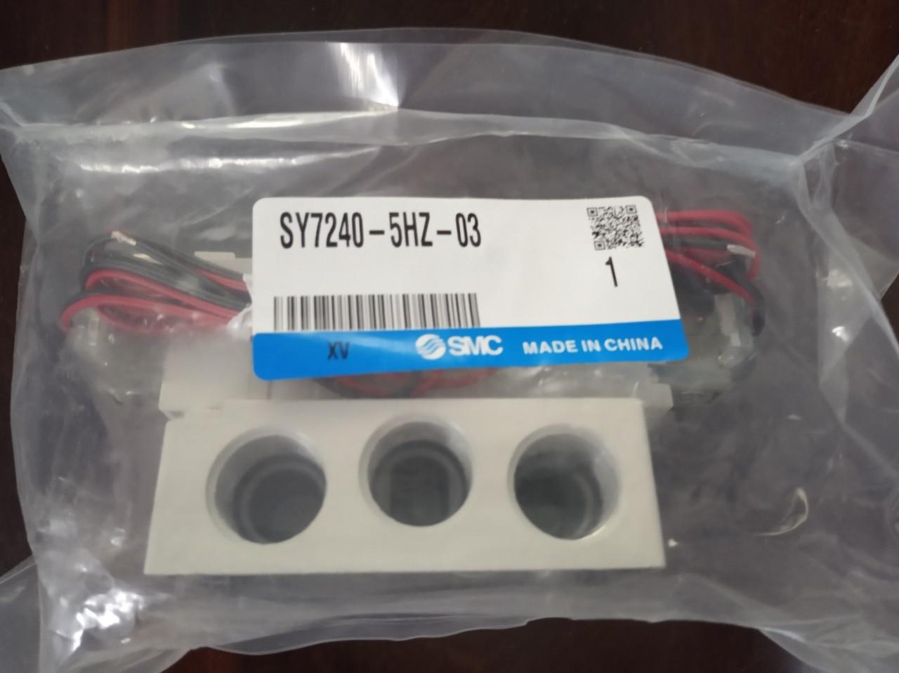 Van điện từ SMC SY7240-5HZ-03