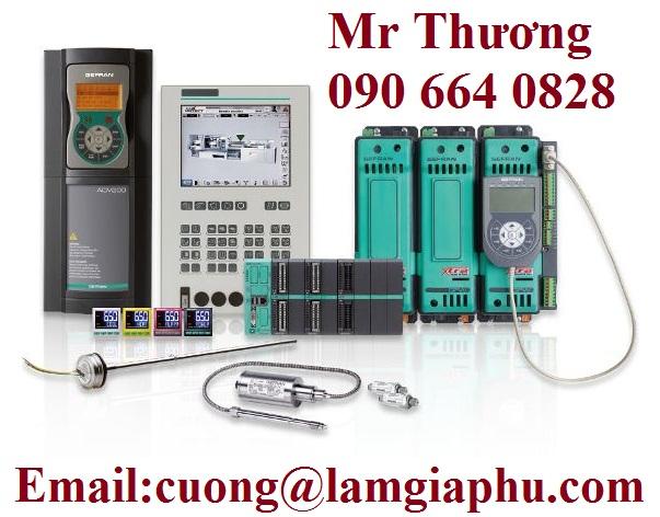 đồng hồ đo nhiệt độ Gefran, Gefran Việt Nam