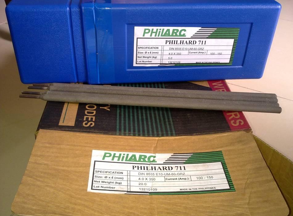 Que hàn đắp cứng PHILHARD 711 - Giá tốt nhất thị trường