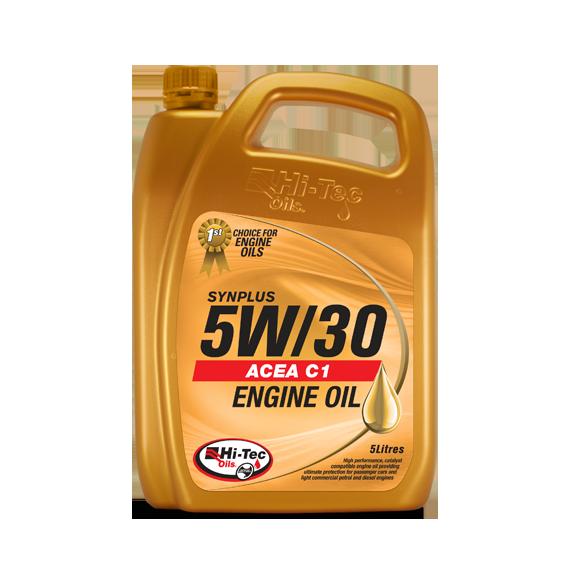 DẦU NHỚT HI-TEC OILS 5W30SN