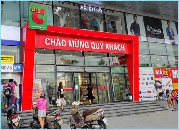 Cửa tự động DNG dành cho siêu thị