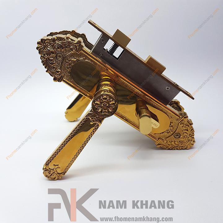 Khóa cửa gỗ thông phòng NK178M-PVD