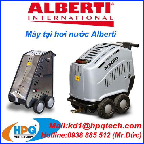 Máy rửa cao áp Alberti | Alberti Việt Nam