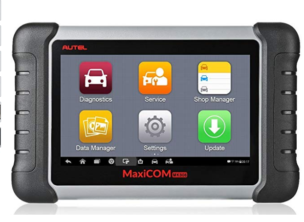 Autel MaxiDAS DS808 Automotive Diagnostic Scan Tool