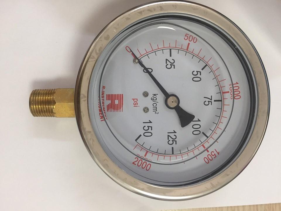Đồng hồ áp suất 10mm