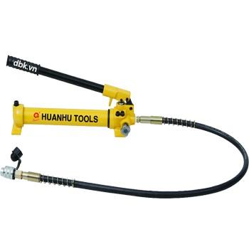 Bơm tay thủy lực 1 chiều 0.35 lít dầu TLP HHB-700C