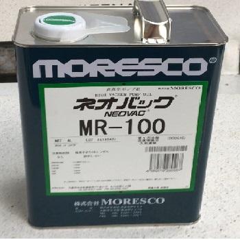 Dầu chân không NEOVAC Moresco MR-100 (Can / 4 Lít)