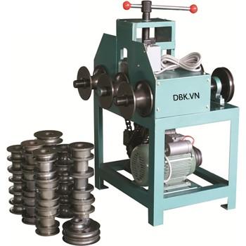 Máy uốn ống 3 trục bằng điện TLP HHW-G76