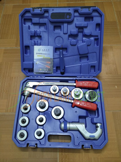 Bộ nong ống đồng cơ CT-100AL từ 10-42mm