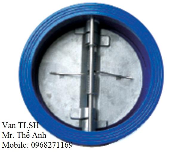 Van một chiều hai cánh lật (Wafer) nhãn hiệu TLSH