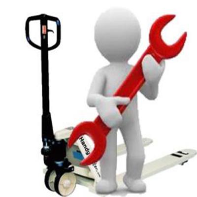 Sửa chữa xe nâng tay thấp và cao các loại