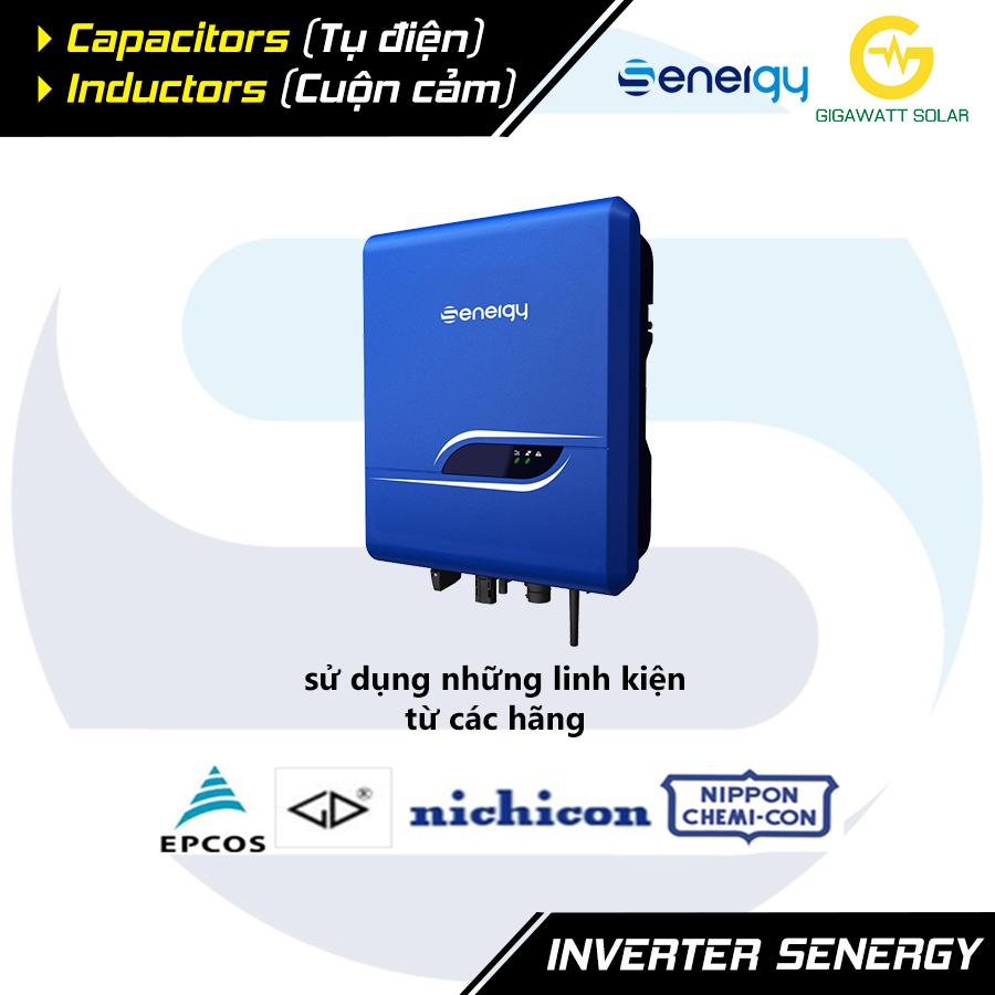 Inverter hòa lưới 6kW SE 6KTL-D1