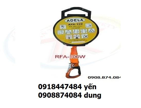 Cuộn Dây cáp hãm tự động 10m ADELA RFA150