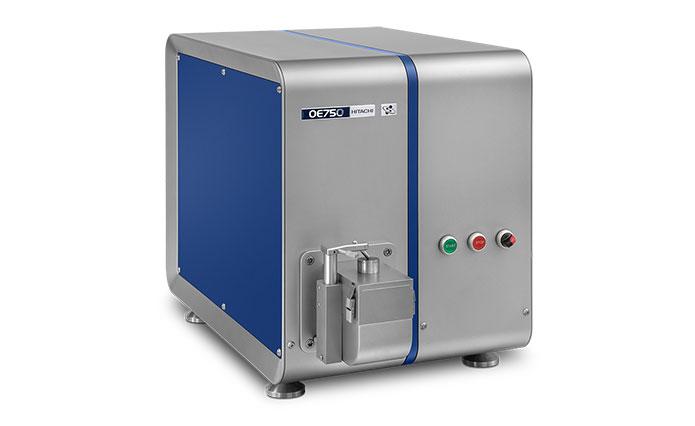 Thiết bị quang phổ (OES) phân tích hợp kim để bàn & Model OE750