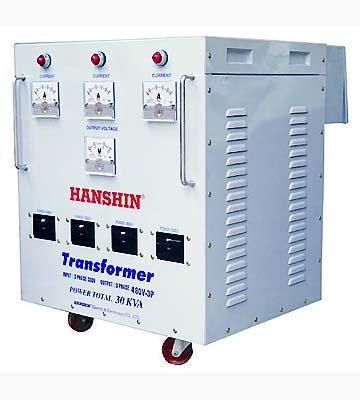 Biến thế điện Hanshin 30KVA