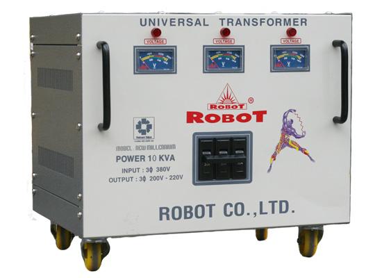 Biến thế điện Robot - 10KVA