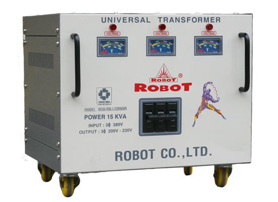 Biến thế điện Robot - 15KVA