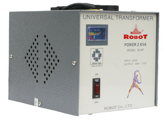 Biến thế điện Robot - 3KVA