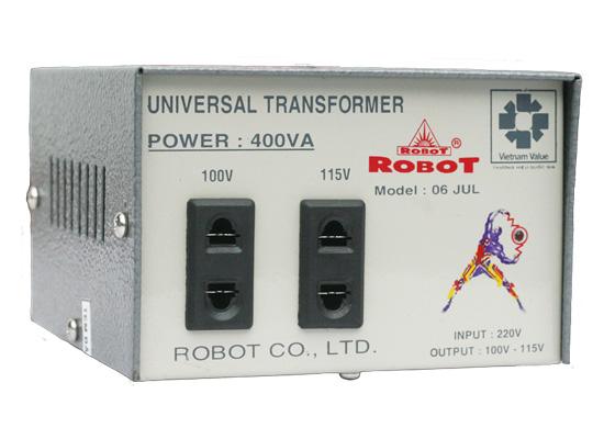 Biến thế điện Robot - 400VA