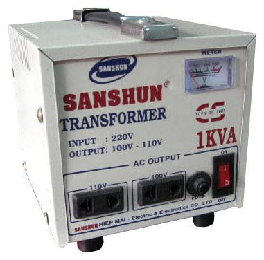 Biến thế điện SANSHUN - 1KVA