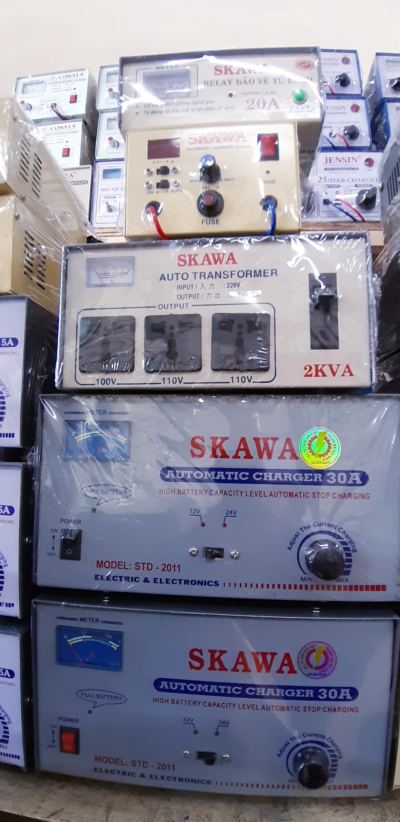 Biến thế điện Skawa