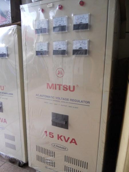 Ổn áp Mitsu - 15KVA