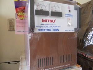 Ổn áp Mitsu - 3KVA
