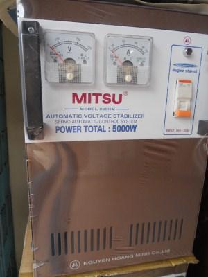 Ổn áp Mitsu - 5KVA