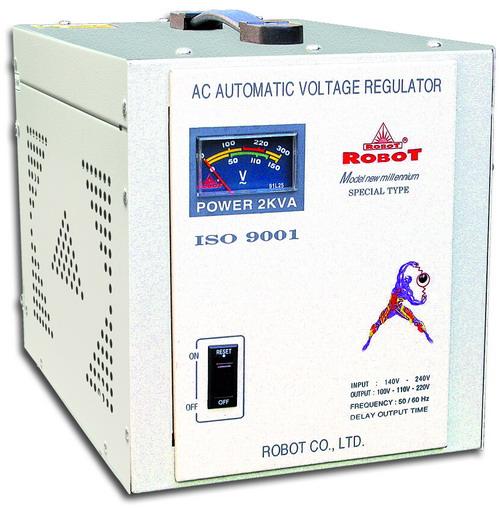 Ổn áp Robot - 2KVA