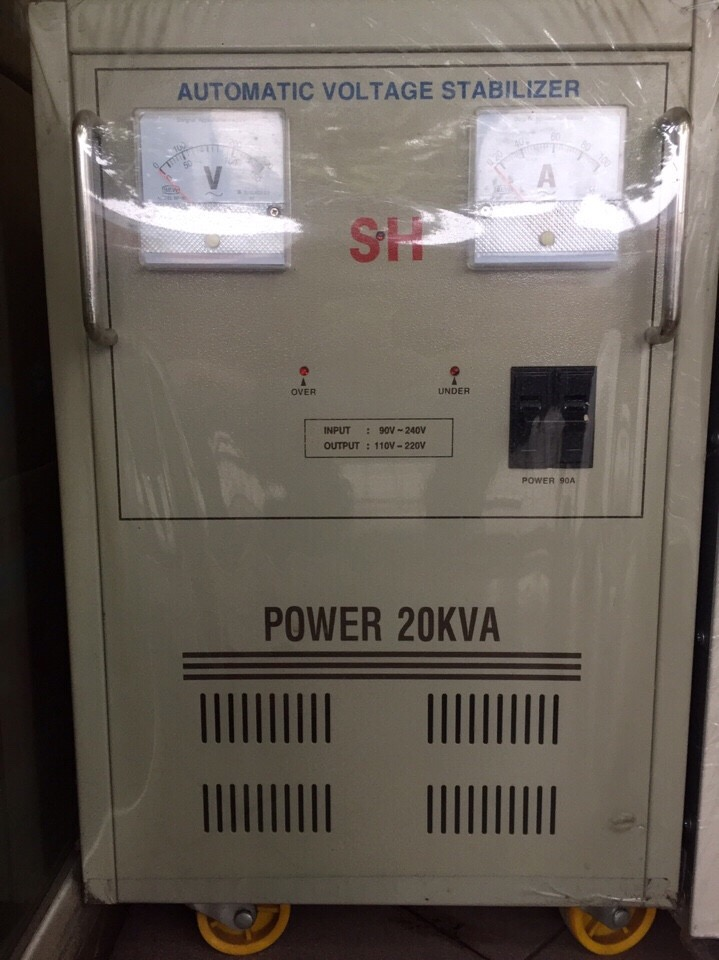 Ổn áp SH 20 KVA