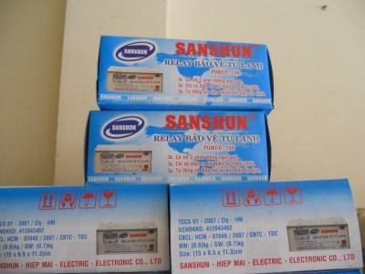 Thiết Bị Điện Relay Bảo Vệ Tủ Lạnh