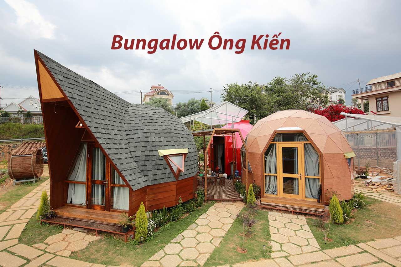 Cung cấp nhà bungalow 22m2 cho dịch vụ du lịch