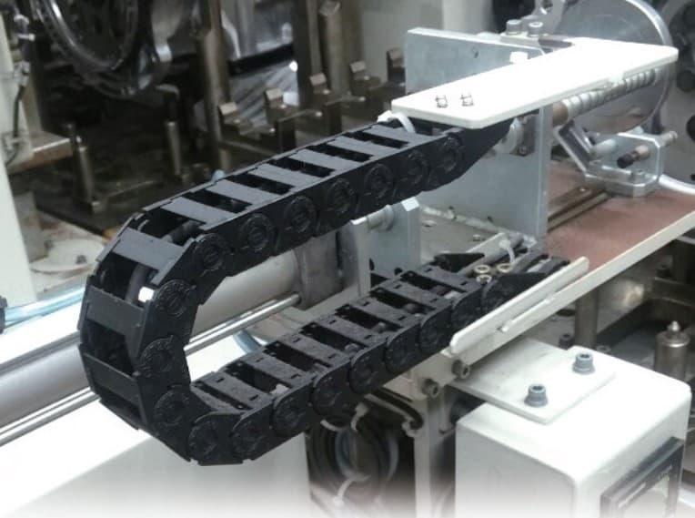 Xích Dẫn Cáp Nhựa CPS Mini Chain