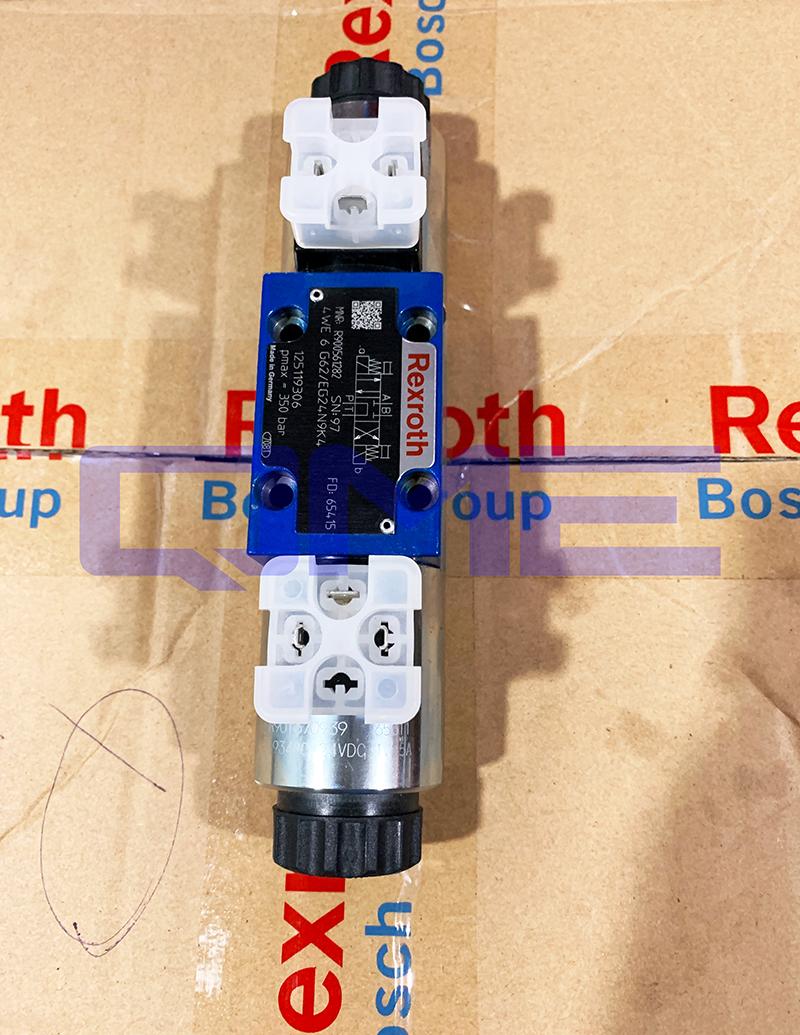 Van phân phối Rexroth R900561282 4WE 6 G6X/EG24N9K4