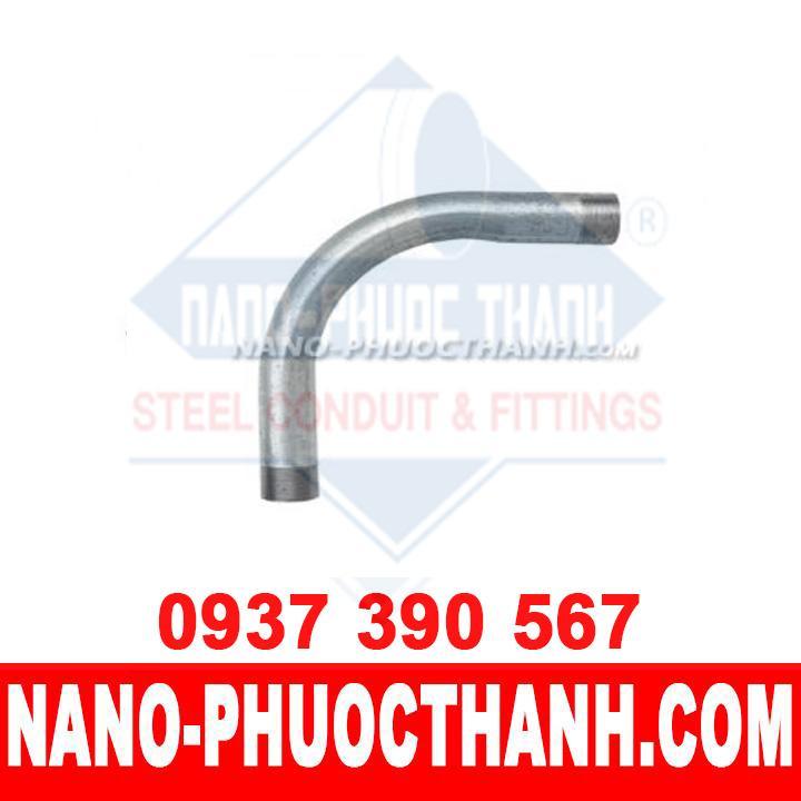 Co ống ống thép luồn dây điện IMC 90º - NANO PHƯỚC THÀNH