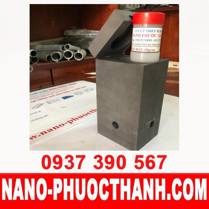 Cọc tiếp địa - thuốc khuôn hàn hóa nhiệt - chất lượng - giá cạnh tranh - NANO PHƯỚC THÀNH