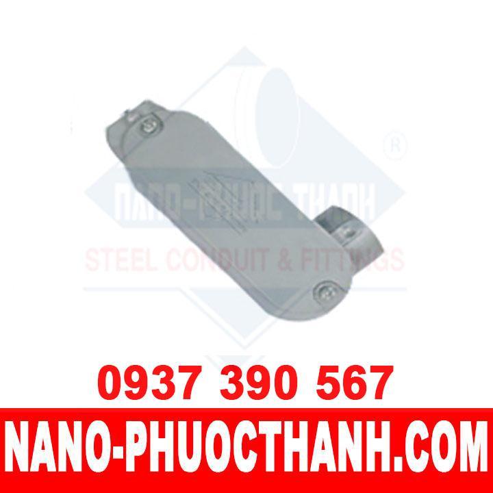 Hộp nối kín nước LR dùng cho ống thép luồn dây điện ren IMC - NANO PHƯỚC