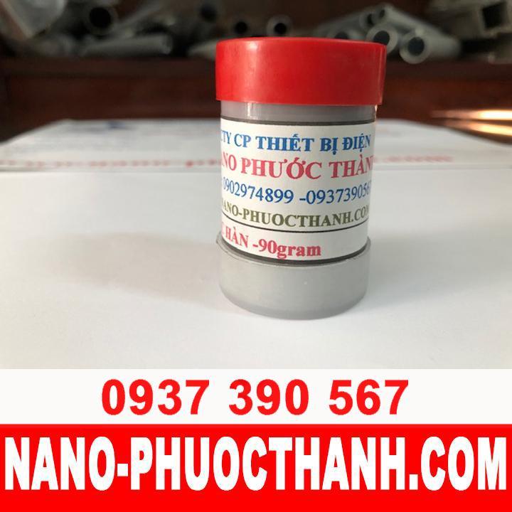 Nhà cung cấp hàng đầu thuốc hàn hóa nhiệt - NANO PHƯỚC THÀNH