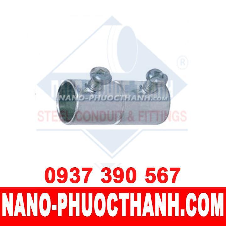 Phụ kiện ống thép luồn dây điện trơn EMT chất lượng - NANO PHƯỚC THÀNH