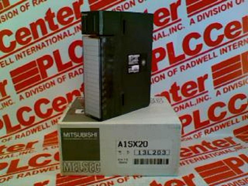 PLC Mitsubishi A1SX20